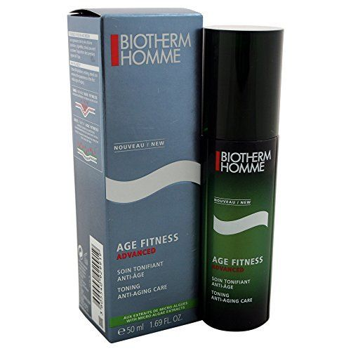 Product review for Biotherm Homme Age Fitness Advanced Toning Anti-Aging Care Men's Cream, 1.69 Ounce  - Helps to remove wrinkles and dark circle. Protects against harmful uva/uvb rays. Apply on face and neck for getting soft and smooth skin.