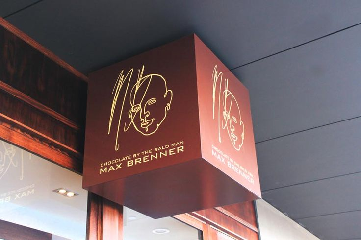 Max Brenner Lakeside Joondalup  #Max #Brenner  #Shop #Chocolate #Chocolatier #Retail #Design #Graphic #Illustration #Sweet #Candy #Cube #Sign #Copper