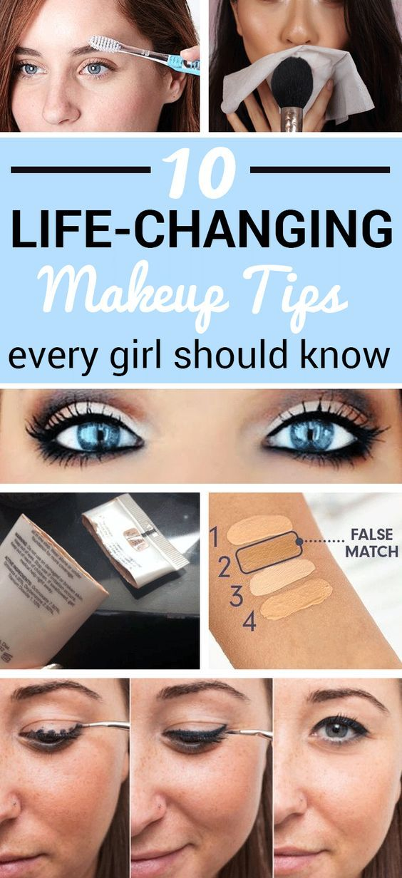 These 8 brilliant beauty hacks are THE BEST! I'm so glad I found this AMAZING post! These have definitely saved me time AND money! I'm SO pinning for later!