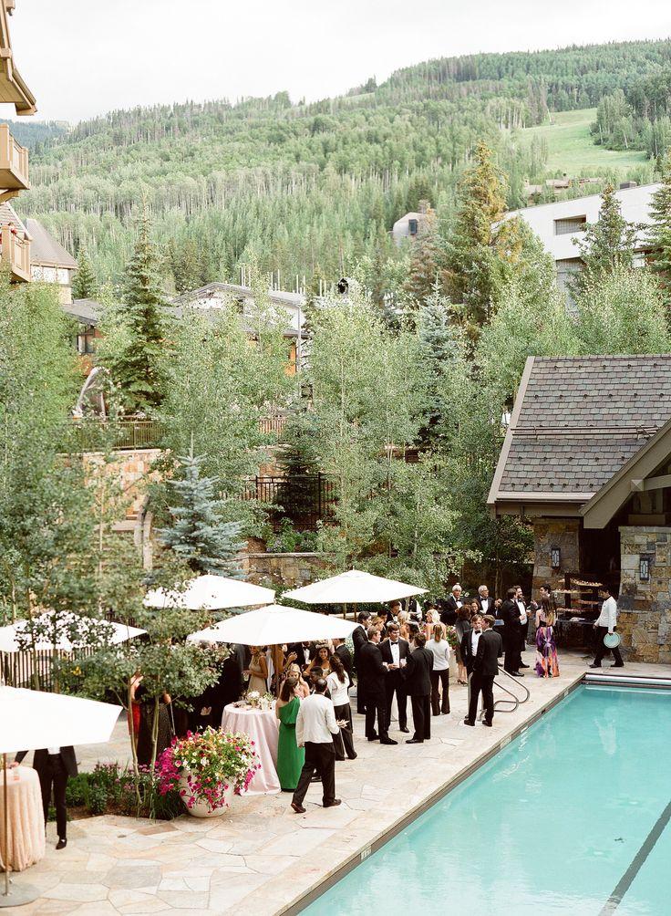 The Four Seasons Resort in Vail, Colorado | Brides.com