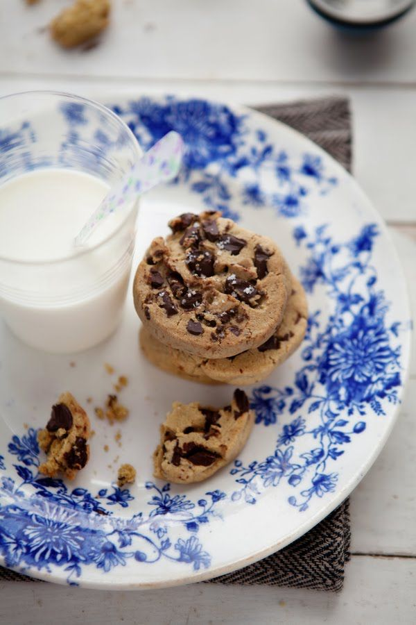 gluten free chewy chocolate chip cookies more chocolate chunk cookies ...