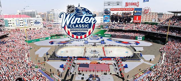 THE BEST WINTER CLASSIC JERSEYS (2015)