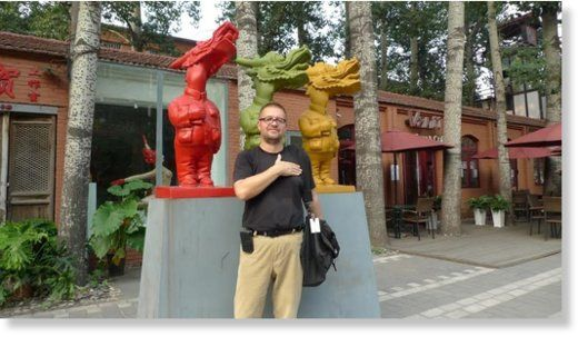 """Alessandro Bianchi Dissident Voice Tue, 21 Jun 2016 02:09 UTC   Andre Vltchek in the Bejing Art District The AntiDiplomatico (Italy) interviews philosopher, Andre Vltchek: """"Russia and China… https://winstonclose.me/2016/06/24/russia-and-china-are-hated-because-they-are-protecting-humanity-from-western-terror-interview-with-andre-vltchek-by-alessandro-bianchi/"""