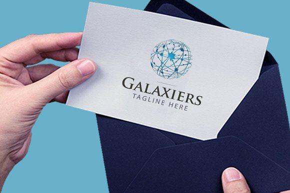 Galaxiers by legendlogo on @creativemarket