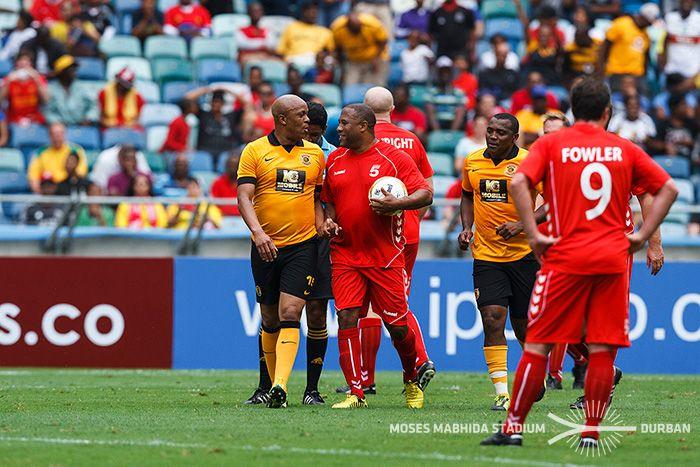 Liverpool Legends v Kaizer Chiefs Legends | Moses Mabhida Stadium