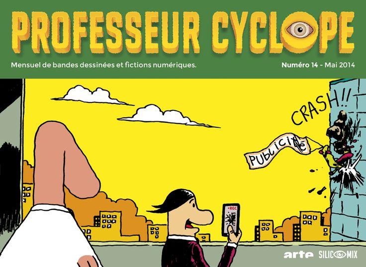 Professeur cyclope N°14