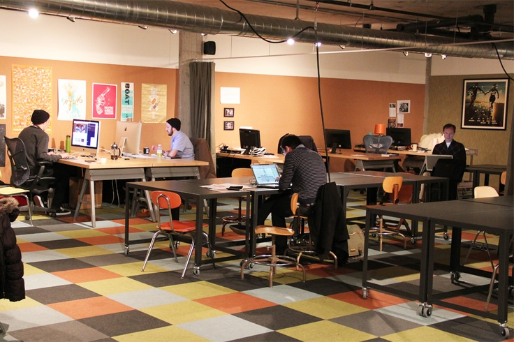 Agnes Underground - A Coworking Space in Seattle