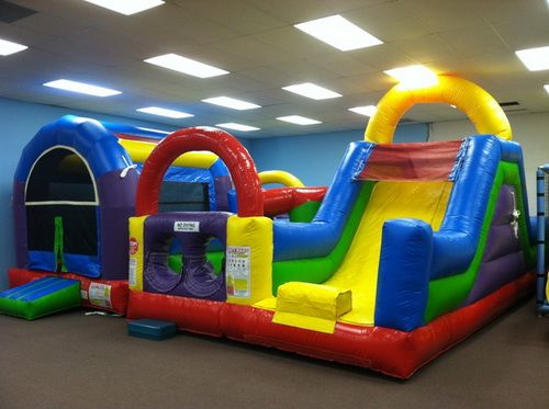 indoor bounce house Bounce House Play Area