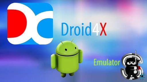 Droid4X Emulador de Android Para PC
