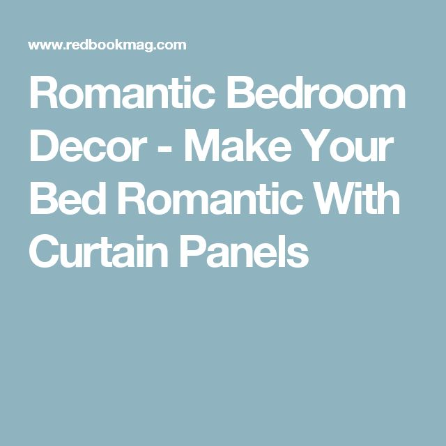 10 Of The Best Romantic Decor Ideas For Your Bedroom: 10 Best Ideas About Romantic Bedroom Decor On Pinterest