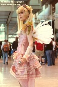 Steampunk Princess Peach from Sailor Moon