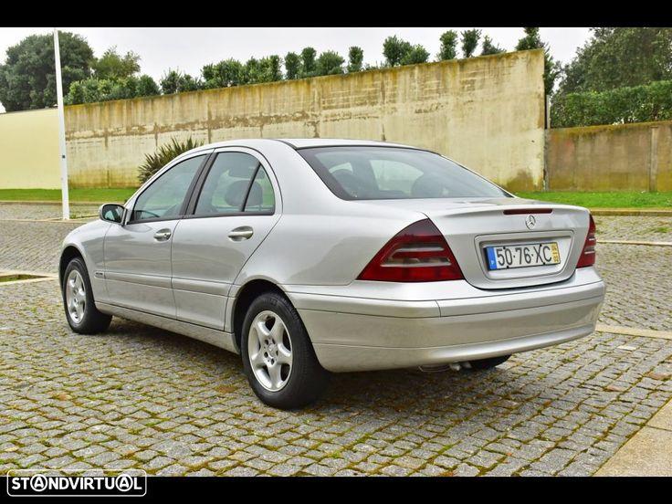 Mercedes-Benz C 200 200 CDi Classic 122 - 9
