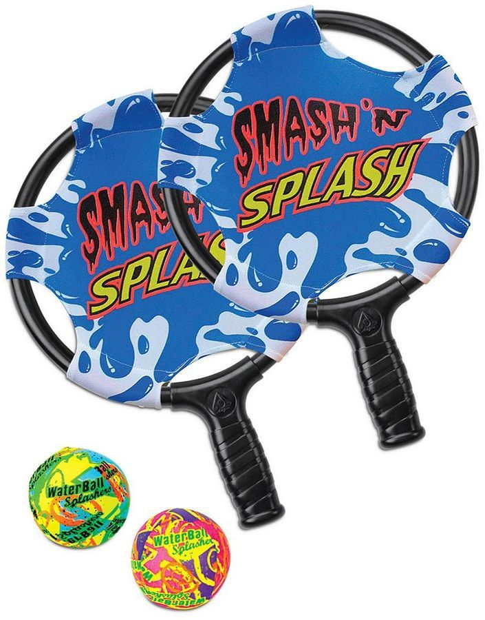 Poolmaster Smash 'N Splash Paddle Game  https://api.shopstyle.com/action/apiVisitRetailer?id=525398526&pid=uid8100-34415590-43