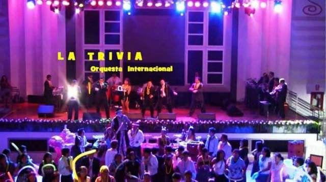 Orquesta Música variada Orquesta para Matrimonios fiestas Bodas ORQUESTA LA TRIVIA EN LIMA PERU (NOGALES 140 LIMA PERÚ)