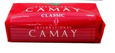 Camay Classic Beauty Soap Large 100g Bar.