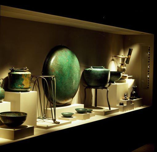 VISIT GREECE| Archaeological Museum of Vergina (Royal Tombs) #museums #art #culture #macedonia #vergina #Veroia © GNTO/Stavridis Kostas