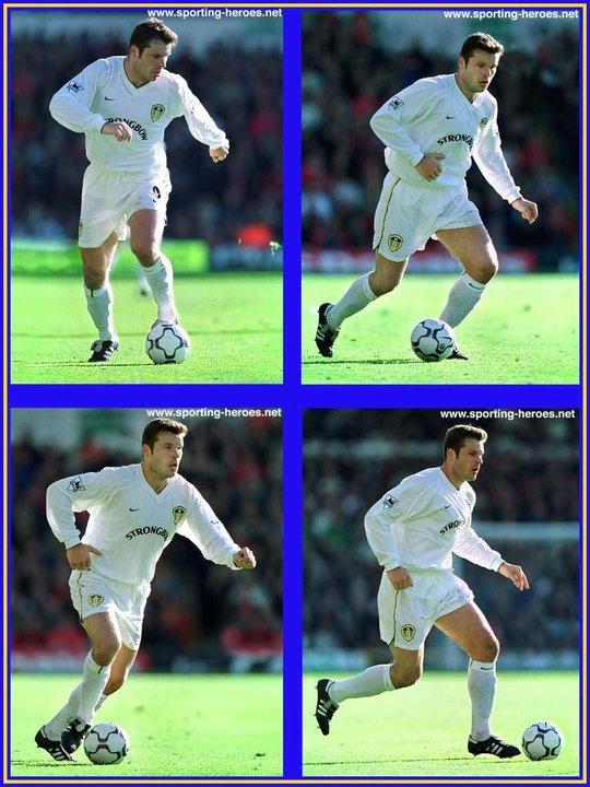 Mark VIDUKA Leeds United FC