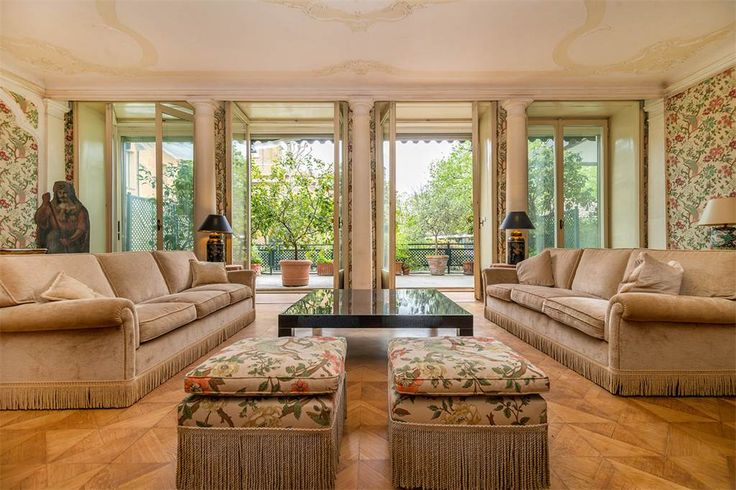 Elegant property with antique finishes Piazzetta Brera Milano, Milan, Italy – Luxury Home For Sale