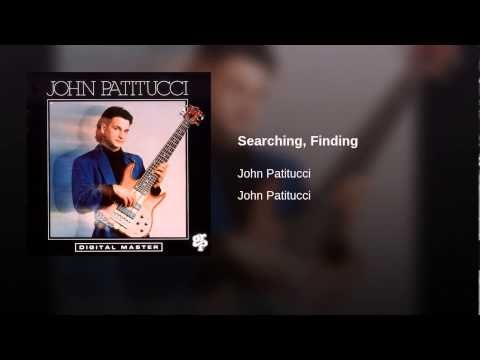 Searching, Finding