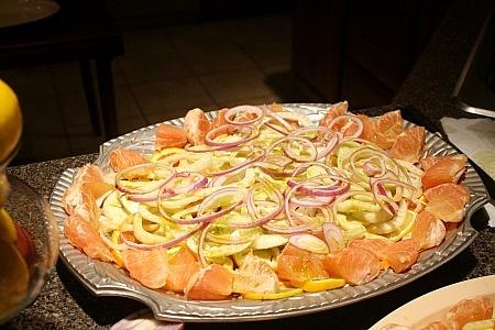 Citrus Fennel Salad - using blood oranges, meyer lemons, pink ...