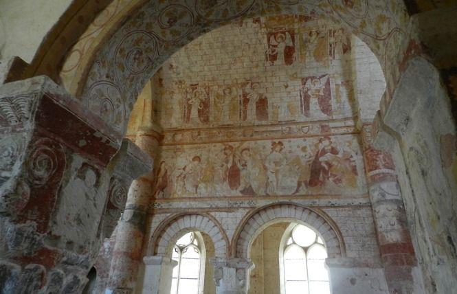 Église Saint-Genest de Lavardin 2 - Lavardin