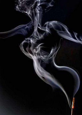 smoke art photography | Smoke Art Girl smoked | Art Urban - The Best Design of Urban Art