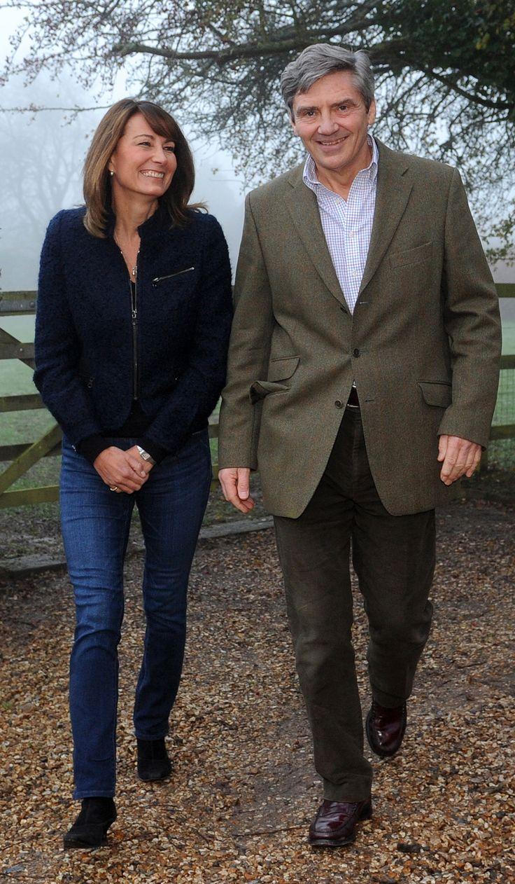 Kate Middleton  Parents Met at Work