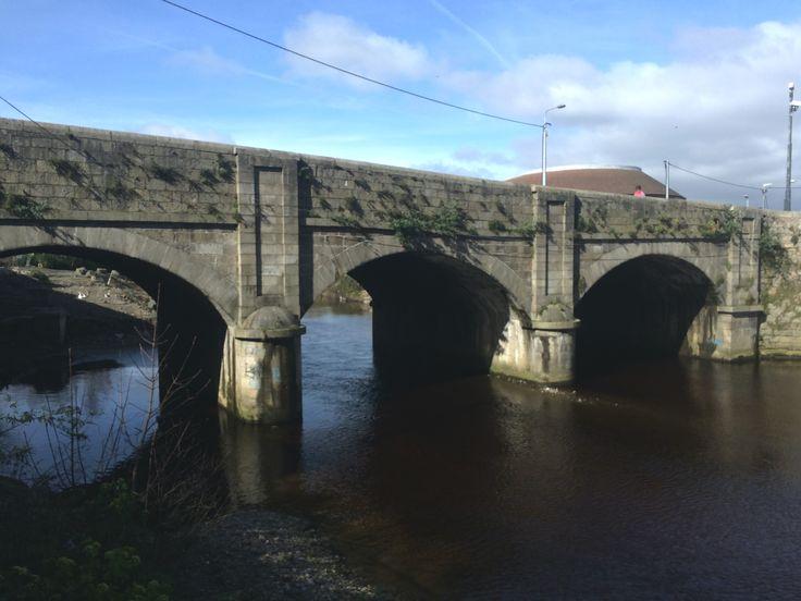 Fran O'Toole Bridge, Bray