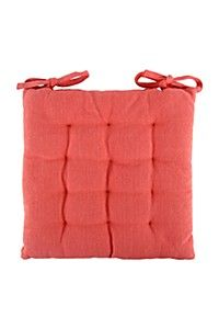 COTTON 40X40CM CHAIR PAD http://www.mrphome.com/en_za/jump/COLLECTIONS/The-Perfect-Start/subcategory/cat920067/cat860014