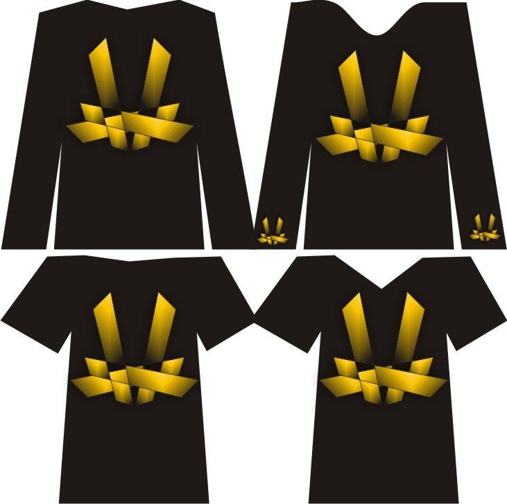 Fingrans T'shirt CorelDraw X3