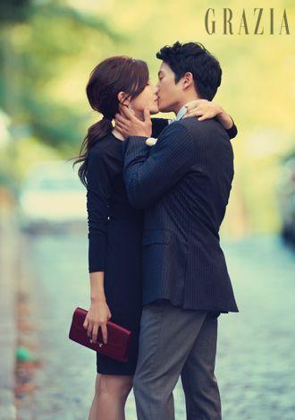 Korea pre wedding photography, Korea pre wedding photoshoot, Korea pre wedding photo, Korean actor wedding,  Korean actress wedding photo, pre wedding foto, Korean celebrity wedding