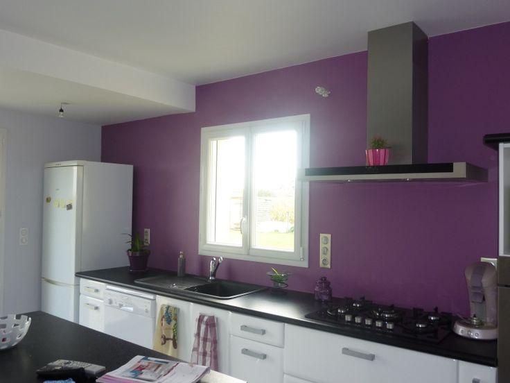 Hauteur hotte et cr dence page 2 mauve and kitchens for Credence cuisine petite hauteur