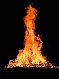 Bon-fires