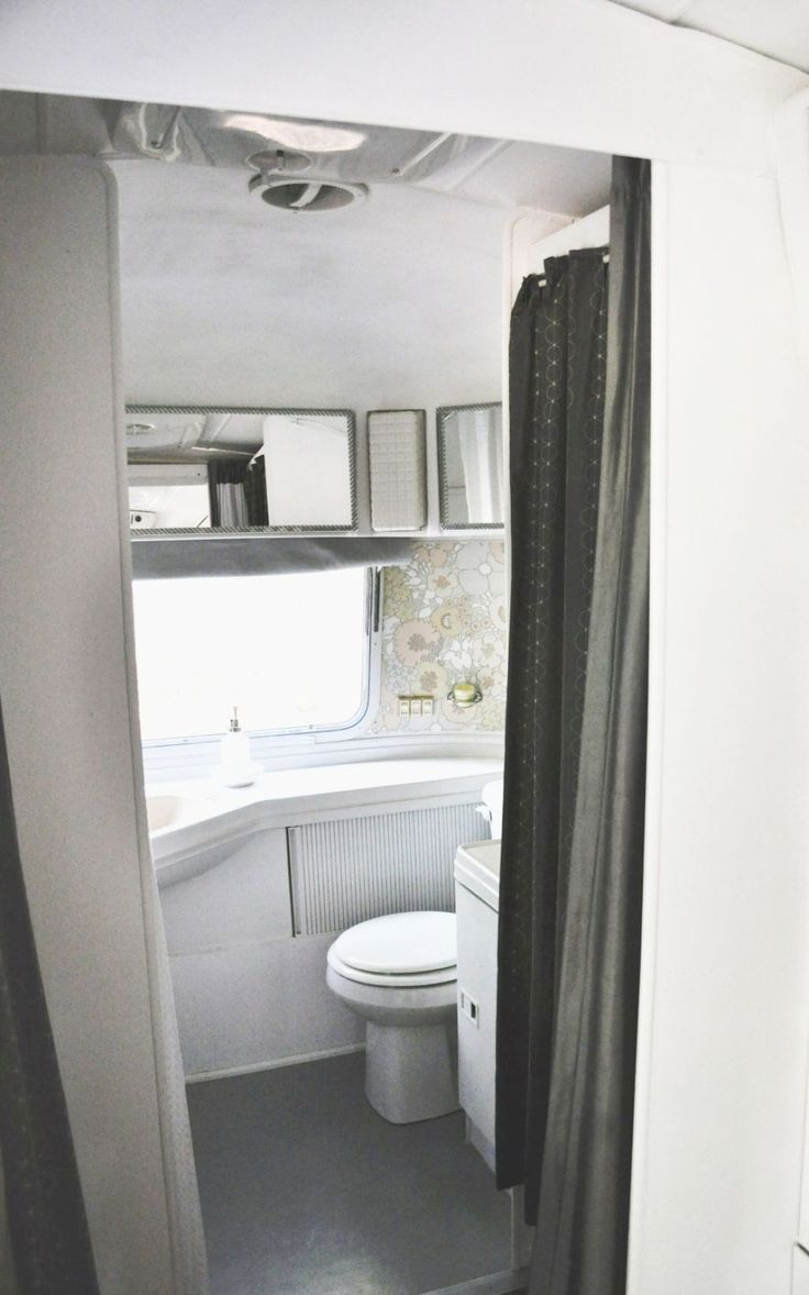40 Small RV Bathroom Remodel Ideas