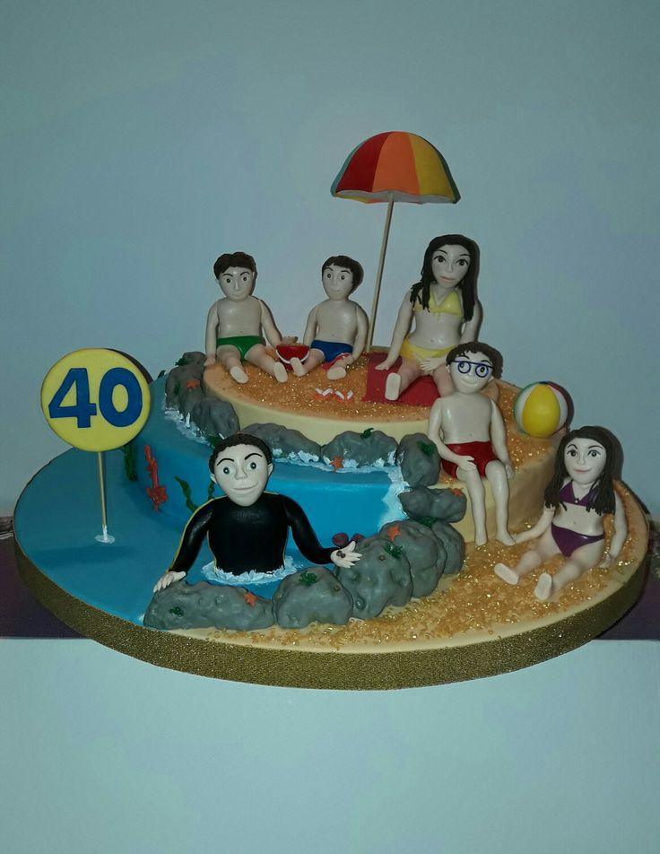 Torta famiglia cake