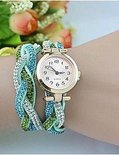 Μποέμ - Χαλαζίας - Αναλογικό - Ρολόι χεριού - για Γυναικεία – EUR € 9.49
