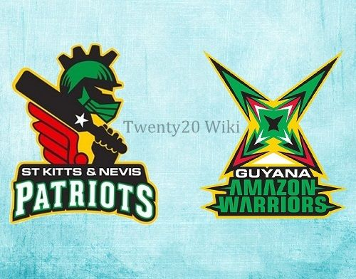 St. Kitts & Nevis Patriots to play Guyana Amazon Warriors in 2nd match of Hero CPL 2016 on 30 June. Get St. Kitts vs Guyana preview and predictions.