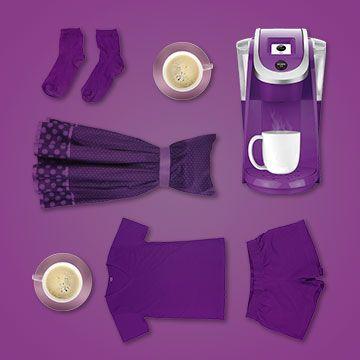 Keurig K200- Violet  Only on keurig.ca #KeurigK200