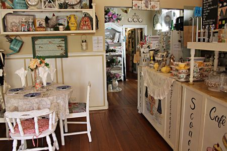 Maddison Cottage, tearooms and shop, Guildford, WA