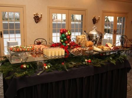 Seasonal Beauty Under Glass Food Display Idea Yum Yum
