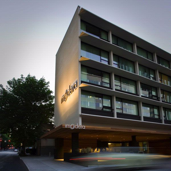 Hotel Modera Is One Of The Many Boutique Hotels That Stayful Has Partnered With In Portland You Can Now Find And Save On All Best