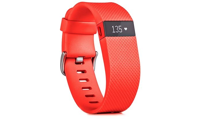 Fitbit Charge HR Fitness Tracker and Heart Rate Monitor: Fitbit Charge HR Fitness Tracker and Heart Rate Monitor