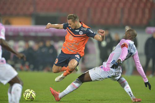 Evian TG - MHSC : Les photos du match   MHSC Foot , billetterie Montpellier Hérault, mhsc match, match Montpellier, led publicitaire, panneau publicitaire led