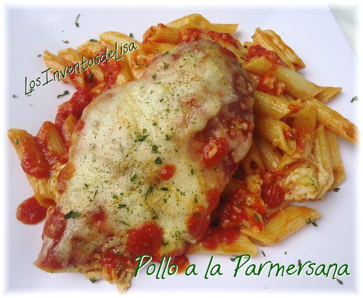 Los Inventos de Lisa: Pechuga Parmesana
