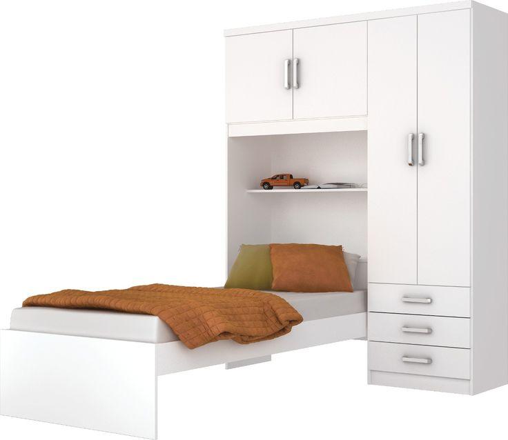 guarda roupa 4 portas com cama de solteiro promoção! http://produto.mercadolivre.com.br/MLB-616232369-guarda-roupa-4-portas-com-cama-de-solteiro-promoco-_JM
