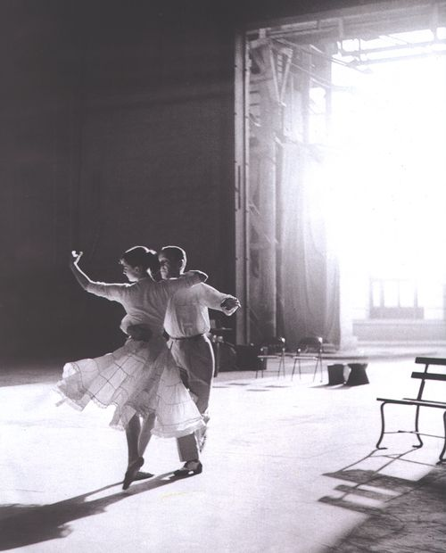 audrey and fred. gorgeous