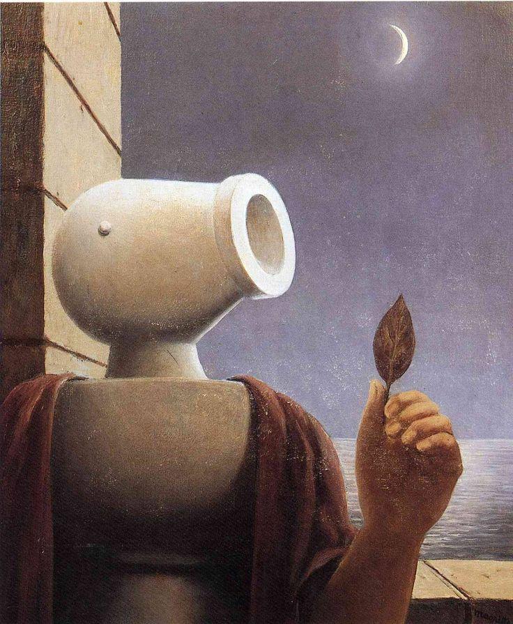 Cicero,1965 Rene Magritte
