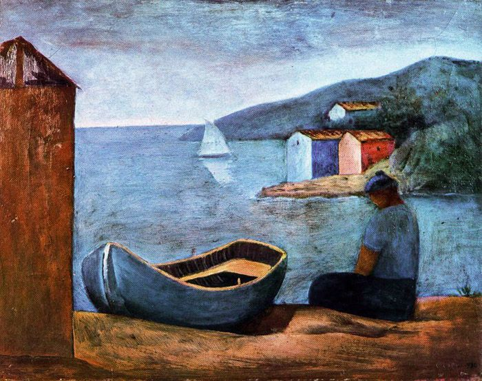 History of Art: Carlo Carra