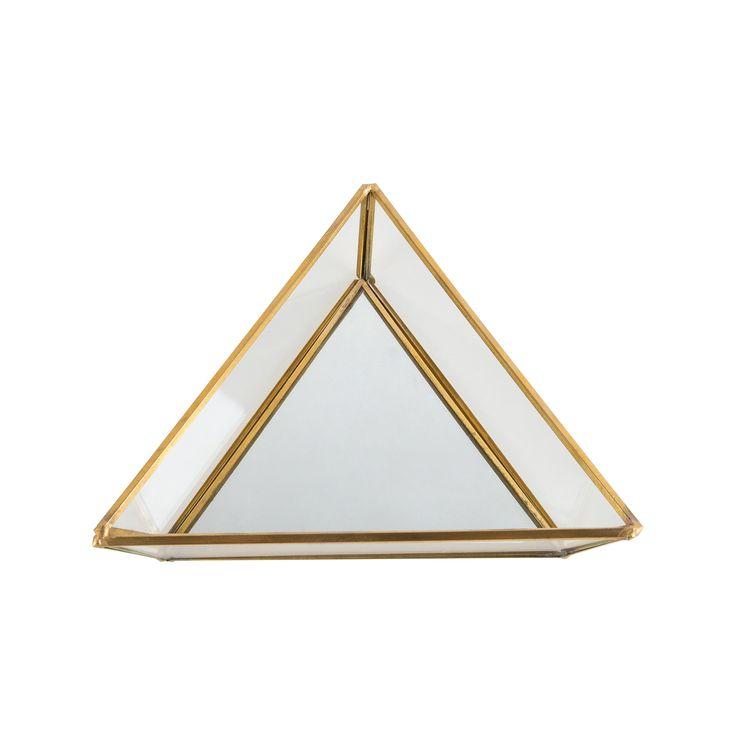 Speilfat Trekant stort | Kremmerhuset #Kremmerhuset #Interior #Inspiration