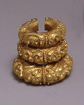 Weighted Fastener Central Javanese Period, 8th-early 10th Century Indonesia (Java)